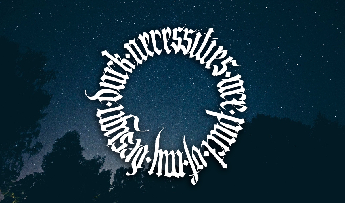 dark_necessities_circular_calligraphy