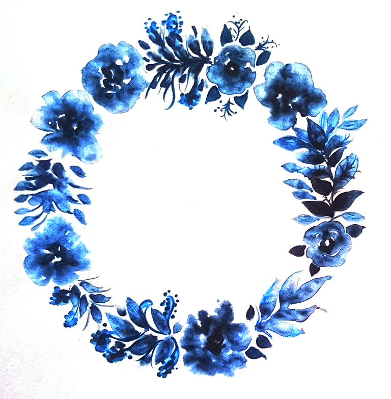 watercolor_flowers_circle