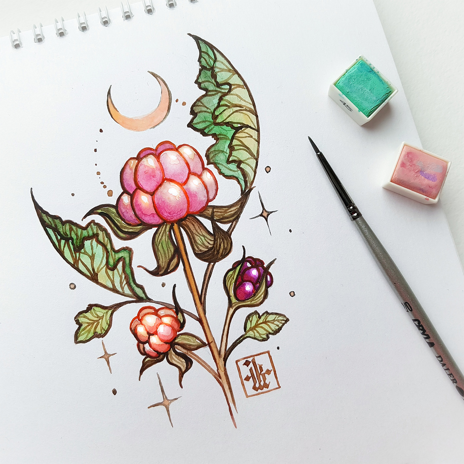cloudberry-tattoo