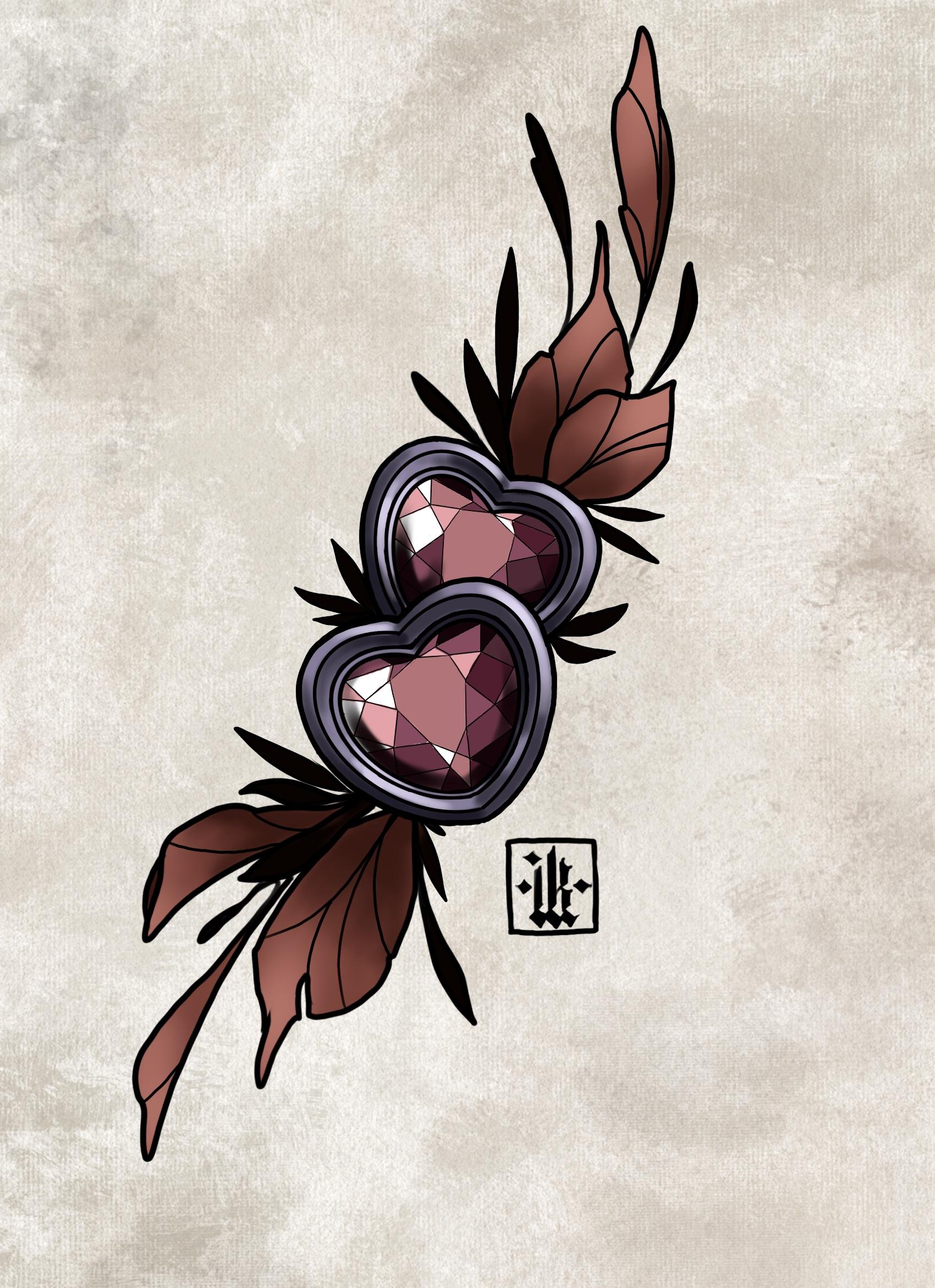 тату-сердце3